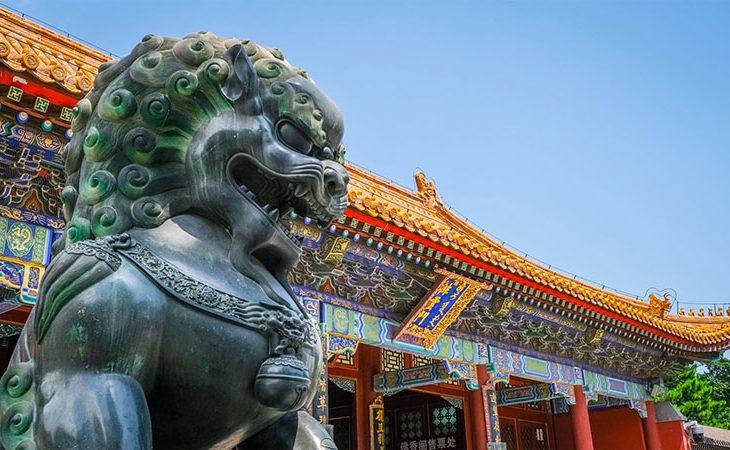 Chinas 10 größten Städte