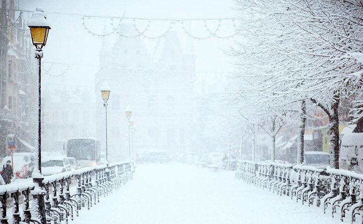 Die 11 kältesten Hauptstädte der Welt