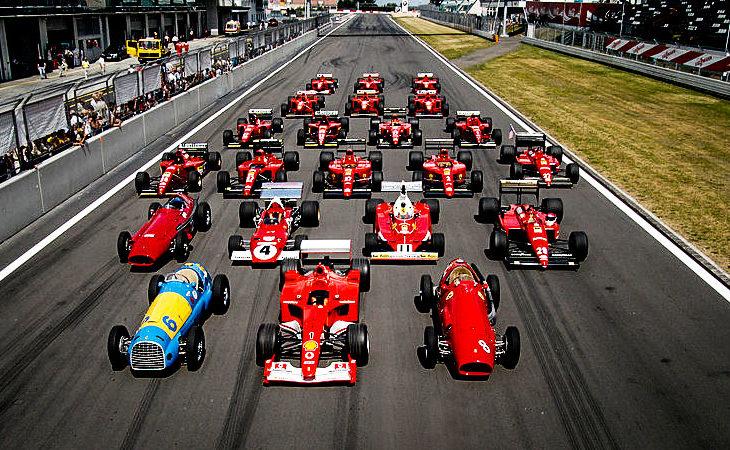 Die besten Formel-1-Teams aller Zeiten