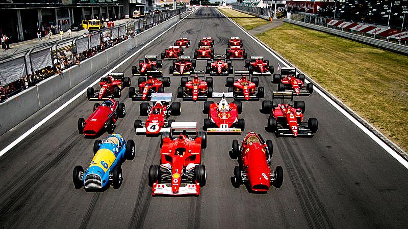 Formel 1 Zeiten