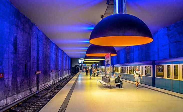 Die coolsten U-Bahnstationen der Welt