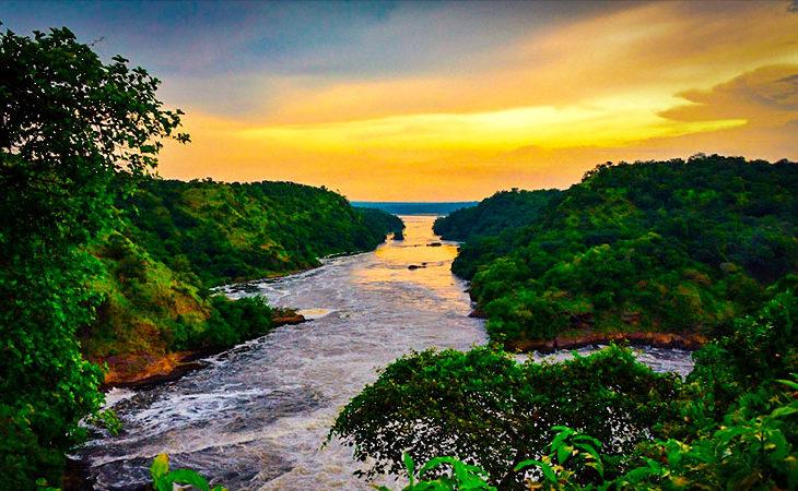 Längsten Flüsse