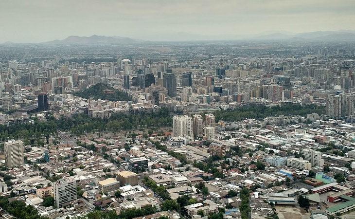 Südamerikas 10 größten Städte