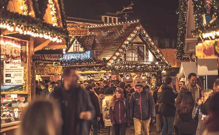 10 Deutsche Weihnachtsmärkte